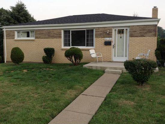 615 Highridge Dr, Pittsburgh, PA 15226