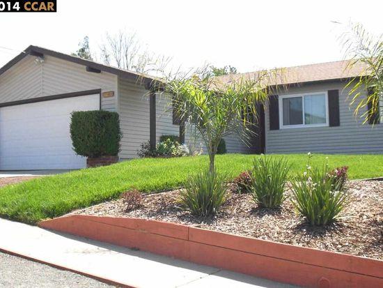 3691 Hillsborough Dr, Concord, CA 94520