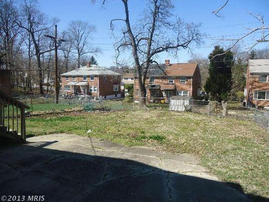 4014 Carlisle Ave, Baltimore, MD 21216