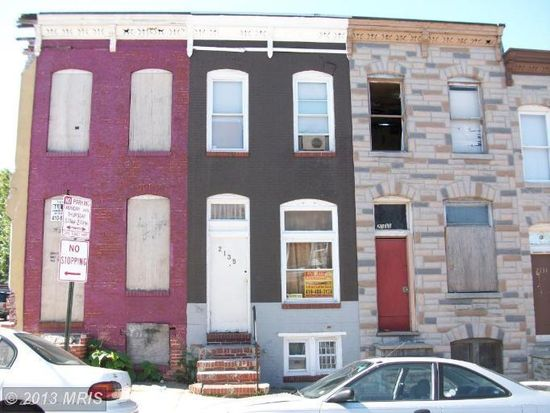 2135 E Oliver St, Baltimore, MD 21213