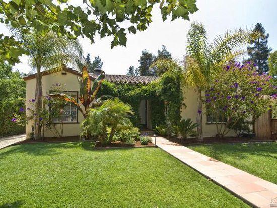 9 Sunset Way, San Rafael, CA 94901