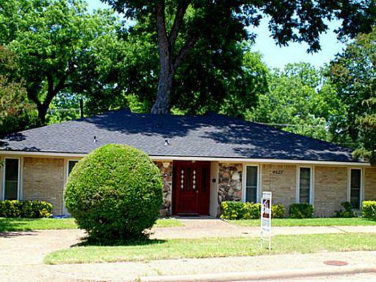 4627 Ashbrook Rd, Dallas, TX 75227