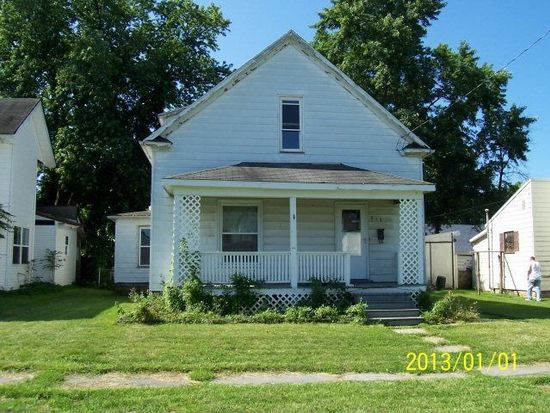 615 Wood St, Marion, OH 43302