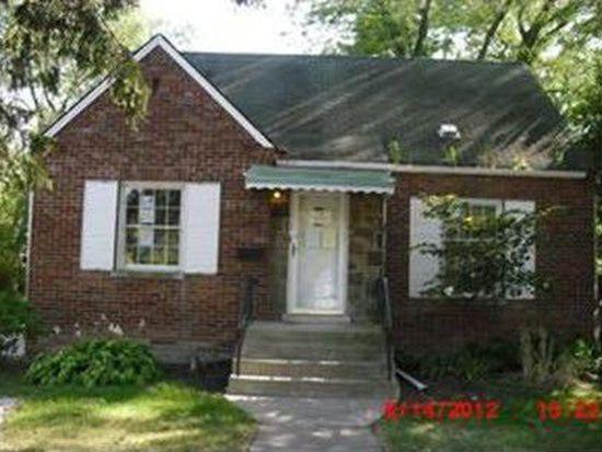1617 183rd St, Homewood, IL 60430