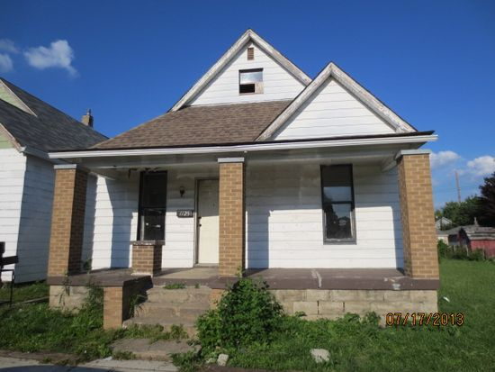 1125 Saint Peter St, Indianapolis, IN 46203