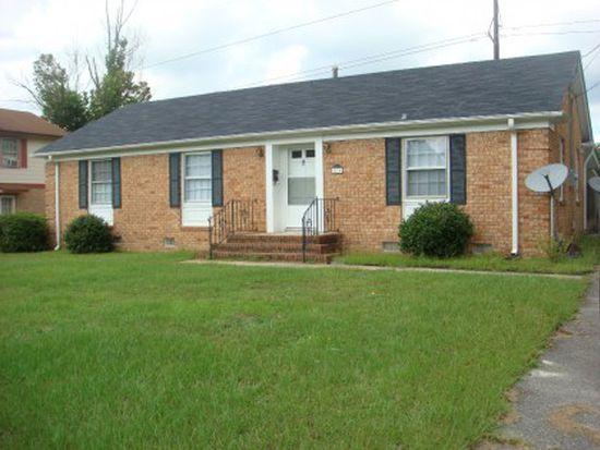 5216 Chesapeake Rd, Fayetteville, NC 28311