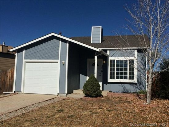 4520 Hollyridge Dr, Colorado Springs, CO 80916
