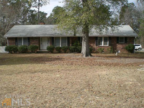 702 W Moring St, Swainsboro, GA 30401