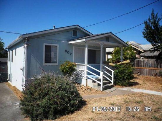 307 Idora Ave, Vallejo, CA 94591