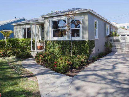 9011 Krueger St, Culver City, CA 90232