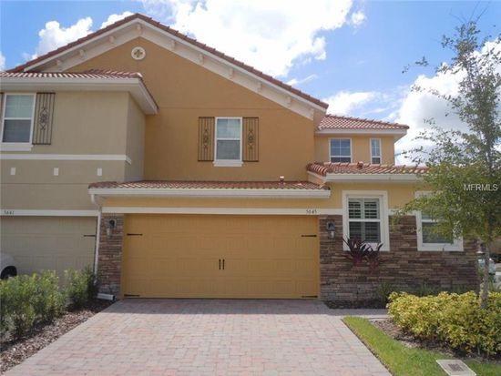 5645 Siracusa Ln, Sanford, FL 32771