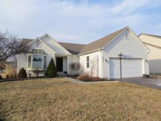 4894 Claymill Dr, Hilliard, OH 43026