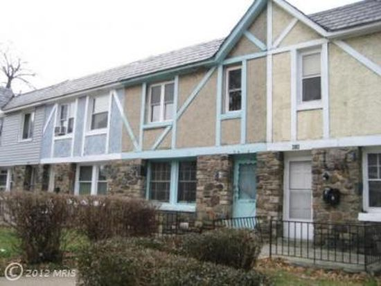 5412 Jonquil Ave, Baltimore, MD 21215