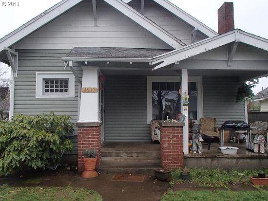 4917 SE 64th Ave, Portland, OR 97206
