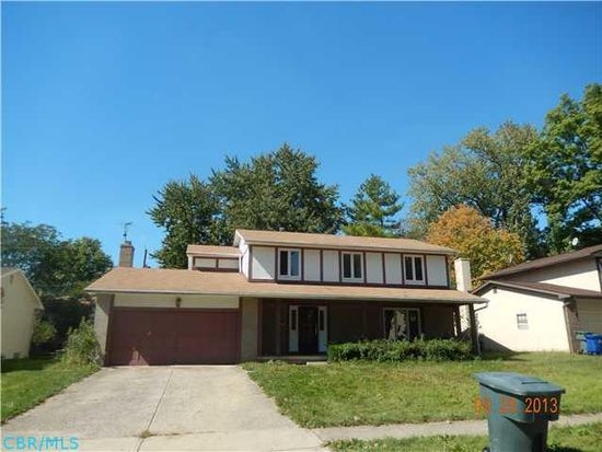 5421 Pine Bluff Rd, Columbus, OH 43229