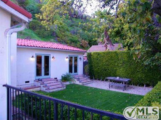 1807 Nichols Canyon Rd, Los Angeles, CA 90046