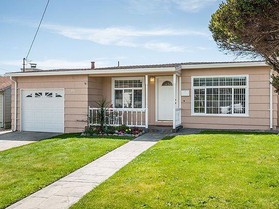 89 Calvert Ave, South San Francisco, CA 94080