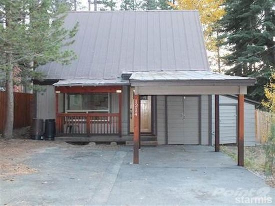 1214 Beecher Ave, South Lake Tahoe, CA 96150