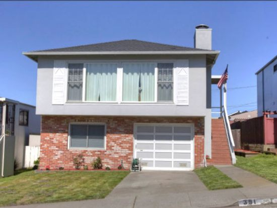 391 Imperial Dr, Pacifica, CA 94044