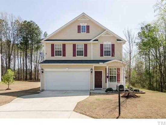 3445 Dutchman Rd, Raleigh, NC 27610