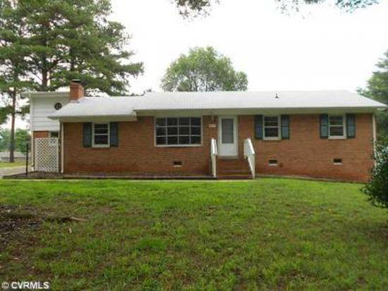 8044 Bell Creek Rd, Mechanicsville, VA 23111