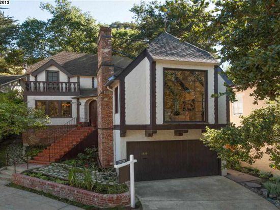 1319 Barrows Rd, Oakland, CA 94610