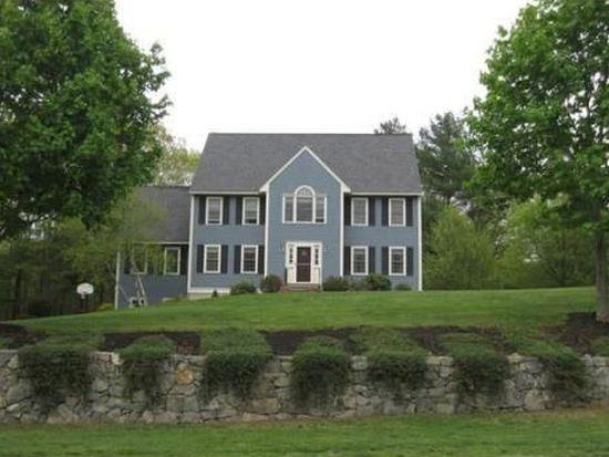 5 Hickory Ln, Georgetown, MA 01833