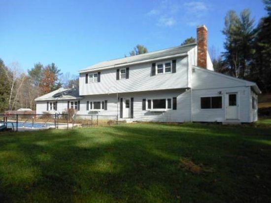 356 Lower Ridge Rd, Loudon, NH 03307