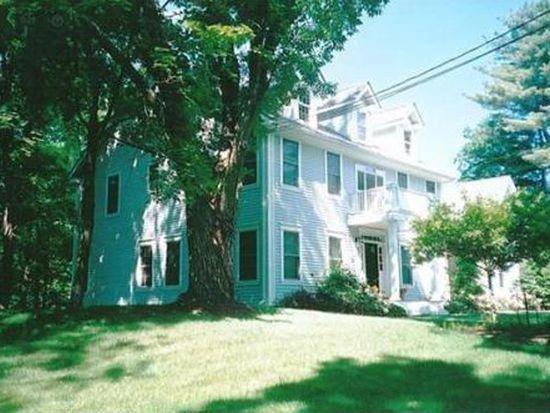 541 North Ave, Weston, MA 02493