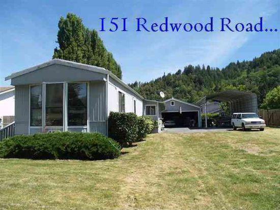 151 Redwood Rd, Klamath, CA 95548
