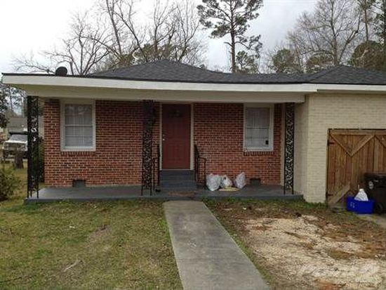 218 N 23rd Ave, Hattiesburg, MS 39401