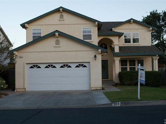 934 Sonoma Vista Dr, Sonoma, CA 95476
