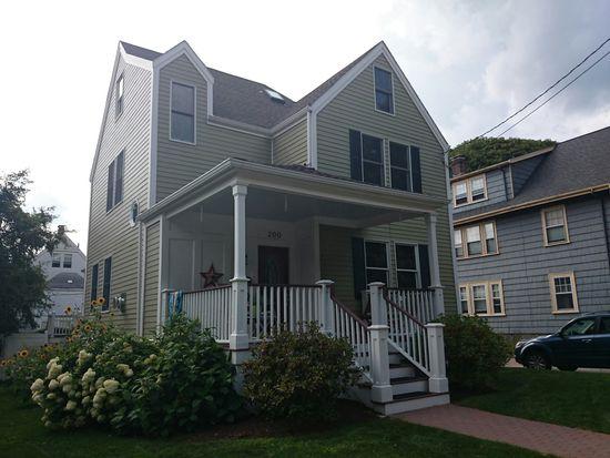 200 Willow St, Boston, MA 02132