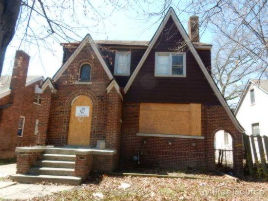 5307 Courville St, Detroit, MI 48224