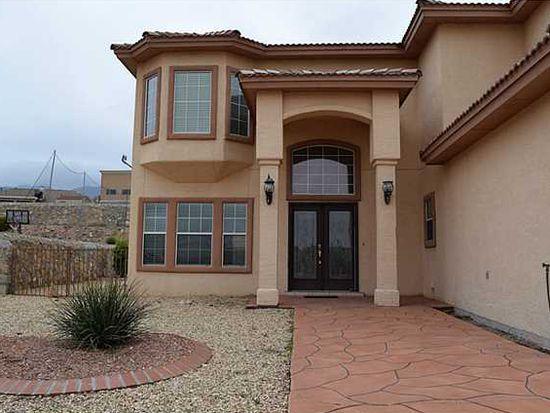 4412 Loma Suave Ln, El Paso, TX 79934