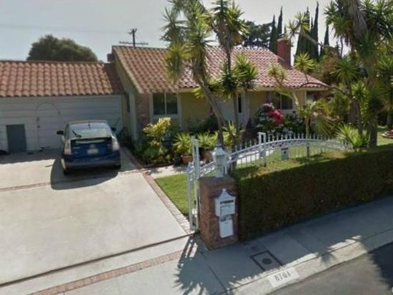 8701 Airlane Ave, Los Angeles, CA 90045