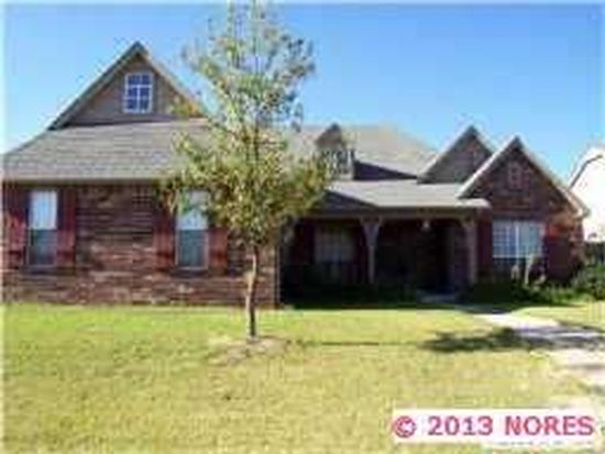 12430 S Cedar Ave, Jenks, OK 74037