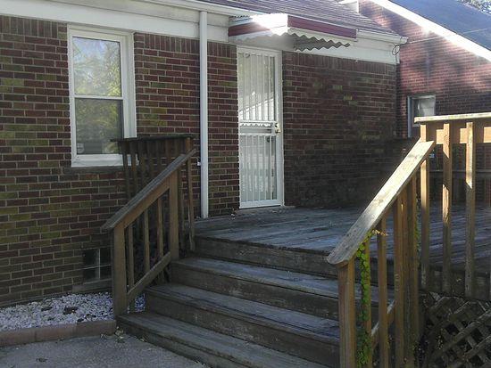 15436 Heyden St, Detroit, MI 48223