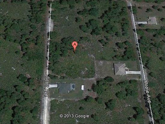 2114 Scott Ave, Alva, FL 33920