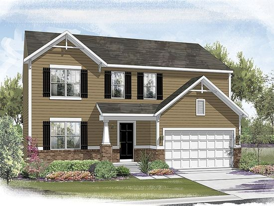 Franklin - Red Fox Commons by Ryland Homes