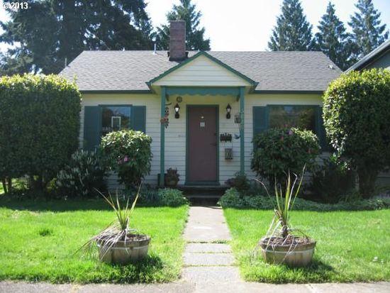 5820 SE Insley St, Portland, OR 97206