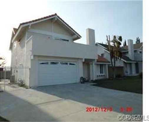 151 N Dommer Ave, Walnut, CA 91789