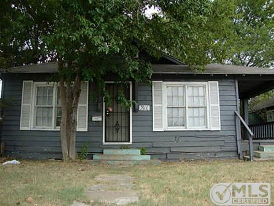 2406 S Marsalis Ave, Dallas, TX 75216