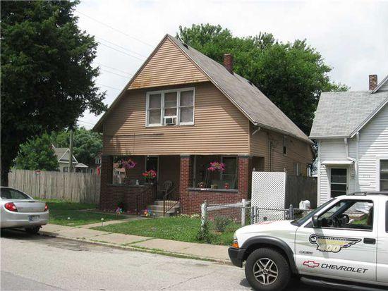 2162 S Pennsylvania St, Indianapolis, IN 46225