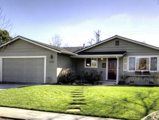 1794 Albert Ave, San Jose, CA 95124