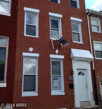1017 N Caroline St, Baltimore, MD 21205