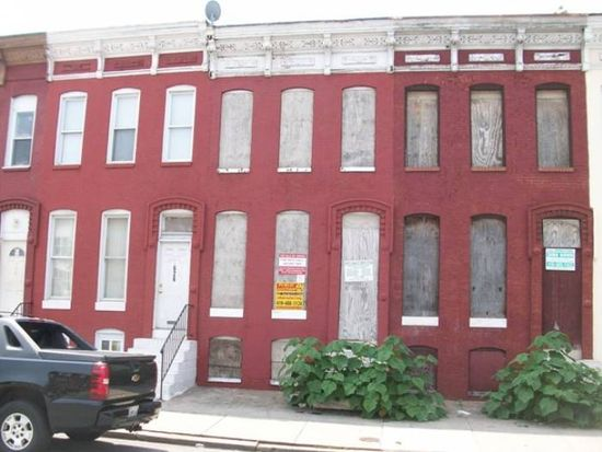 628 N Fulton Ave, Baltimore, MD 21217