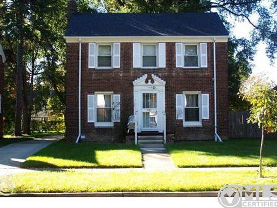 13935 Woodmont Ave, Detroit, MI 48227