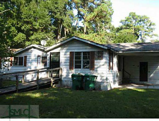 1041 Earnest Holmes Rd NE, Townsend, GA 31331