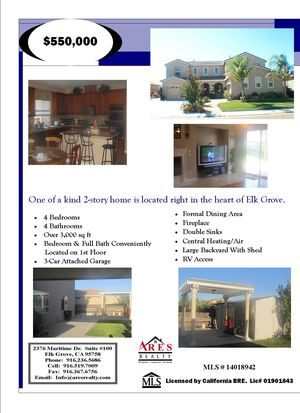 8474 Harbor House Ct, Elk Grove, CA 95624